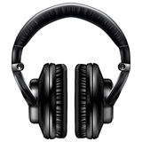 Realistic headphones Royalty Free Stock Photos