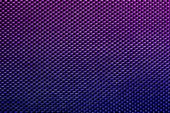 Seamless Texture of Blue and Purple Carbon Fibers royalty free illustration