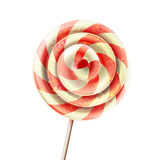 Realistic lollipop candy illustration Royalty Free Stock Photos