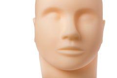 Realistic mannequin head Stock Image