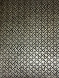 Realistic metal plate floor Royalty Free Stock Photography