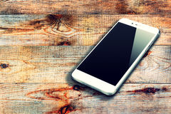 Realistic mobile phone. Royalty Free Stock Images