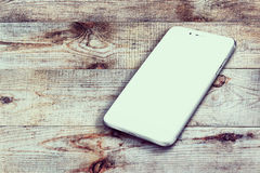 Realistic mobile phone Stock Photography