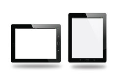 Realistic modern tablet   Stock Images
