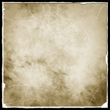 Realistic Old Paper Royalty Free Stock Images