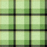 Realistic seamless tartan with visible threads Royalty Free Stock Photography