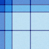 Realistic seamless tartan with visible threads Royalty Free Stock Photo