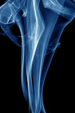 Realistic smoke background Royalty Free Stock Image