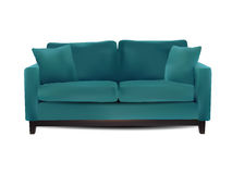 Realistic Sofa Stock Images