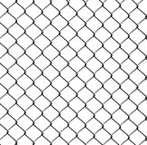 Realistic Steel Netting Royalty Free Stock Photography