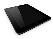 Realistic Tablet Computer Royalty Free Stock Image