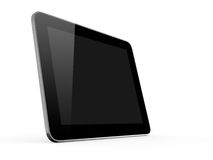 Realistic Tablet Computer Stock Image