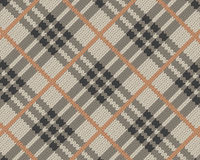 Realistic textile pattern Stock Image