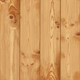 Realistic texture of pale wood Stock Images