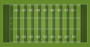 A realistic textured grass football soccer field. File contains transparencies. A realistic textured grass football soccer field. File contains royalty free illustration