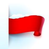 Realistic vector ribbon Stock Photography