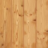 Realistic wood texture Royalty Free Stock Photos