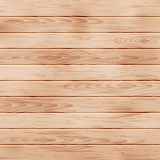 Realistic wooden texture with boards. Royalty Free Stock Image
