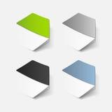Realistisch ontwerpelement: hexagon vector illustratie