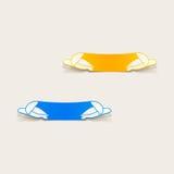 Realistisch ontwerpelement: zeeschildpad vector illustratie
