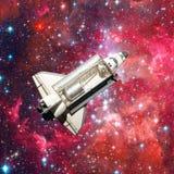 Realistische 3D Scène Elementen van dit die beeld door NASA wordt geleverd royalty-vrije illustratie