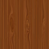 Realistische houten textuur Vector illustratie Royalty-vrije Stock Foto's