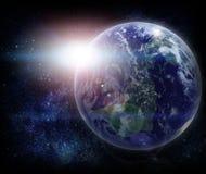 Realistyczna planeta royalty ilustracja