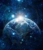 Realistyczna planeta Zdjęcie Royalty Free