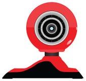 realistyczna wektorowa kamera internetowa Fotografia Stock