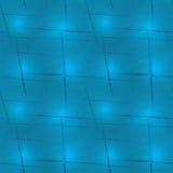 Realistyczna wodna tekstura bezszwowy wzoru Zdjęcia Stock