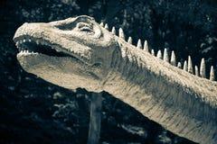 Realistyczny model dinosaur Obraz Royalty Free