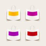 Realistyczny projekta element: torba Fotografia Stock