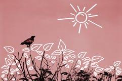 Realización de la naturaleza Fotografía de archivo