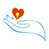 Realizatorska miłość Obrazy Stock