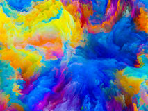 Realms of Colors Royalty Free Stock Photo