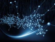 Realms of Computing Royalty Free Stock Photo