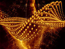 Realms of DNA Royalty Free Stock Image
