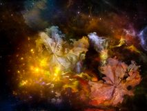 Realms of Dream Space Royalty Free Stock Photography