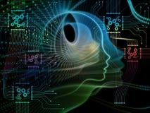 Realms of Machine Consciousness Stock Photos