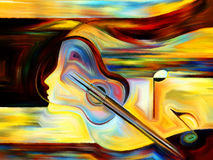 Realms of Music Stock Photography