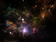 Realms of Space Royalty Free Stock Images