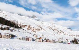 Realp die Schweiz Lizenzfreie Stockfotos