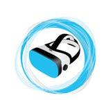 Realtà virtuale VR Fotografie Stock Libere da Diritti