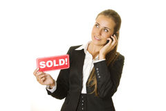 Realtor Stock Image