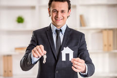 Realtor Royalty Free Stock Image