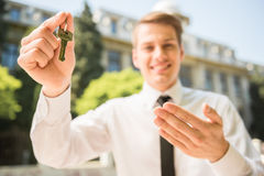 Realtor Royalty Free Stock Images