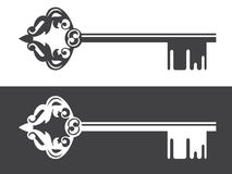 Free Realty Logo Decorated Key Royalty Free Stock Photos - 91292838