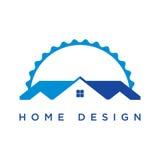 Realty Logo Stock Photo