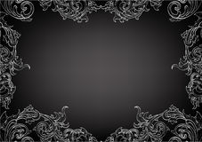 Realy nice frame royalty free illustration