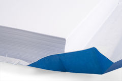 Ream бумаги экземпляра стоковые фото
